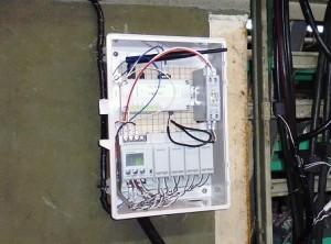 無線ユニットと電力センサ